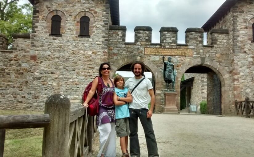 Roman Castles and medieval times